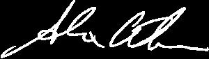 Unterschrift von Alexander Waberer