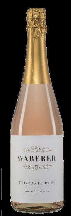 Flasche Rosé Frizzante