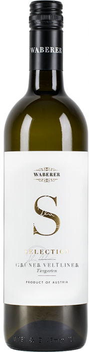 Flasche Grüner Veltliner Tiergarten Selection